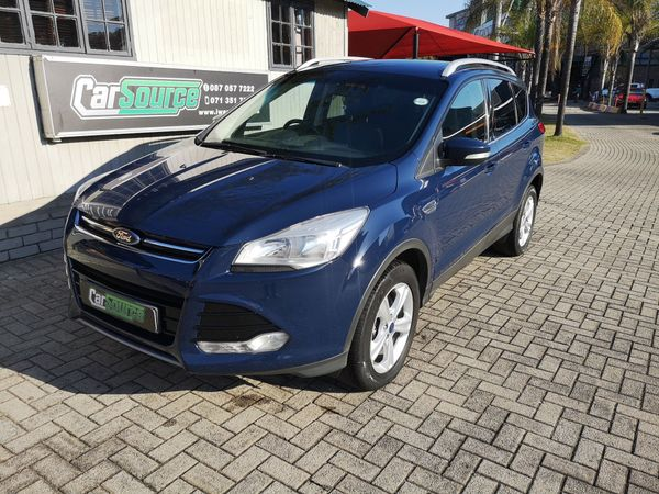 2013 Ford Kuga 2.0 TDCI Trend AWD Powershift Mpumalanga Nelspruit_0