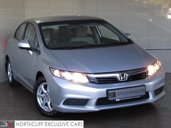 2012 Honda Civic 1.8i COMFORT MANUAL Gauteng Randburg_0