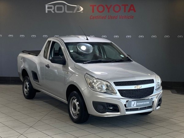 2016 Chevrolet Corsa Utility 1.4 Ac Pu Sc  Western Cape Somerset West_0