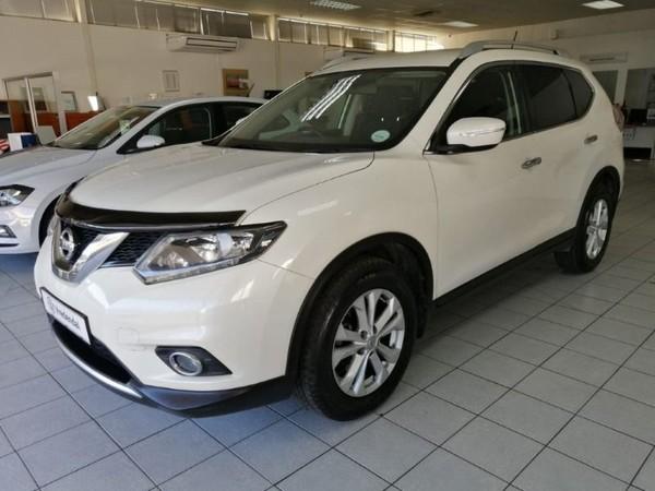 2017 Nissan X-Trail 2.5 SE 4X4 CVT T32 Western Cape Vredendal_0
