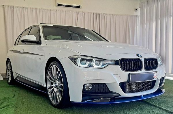 2018 BMW 3 Series 320D Edition M Sport Shadow Auto Kwazulu Natal Amanzimtoti_0