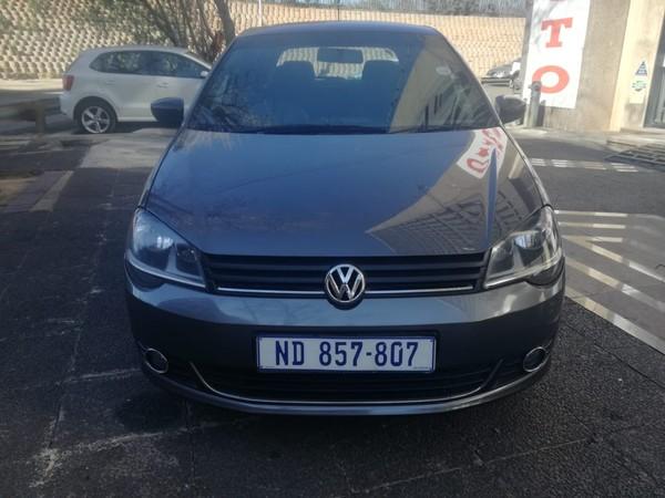 2016 Volkswagen Polo Vivo GP 1.6 GTS 5-Door Gauteng Johannesburg_0
