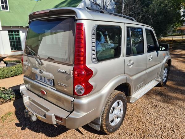 2011 Mahindra Scorpio 2.5 Tci 4x4  Gauteng Centurion_0