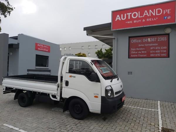 2013 Kia K2700 Workhorse Pu Sc  Eastern Cape Port Elizabeth_0