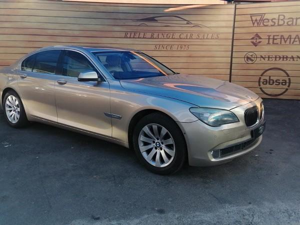 2009 BMW 7 Series 740i f01  Gauteng Rosettenville_0