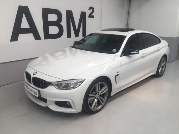 2014 BMW 4 Series 435i Gran Coupe M Sport Auto Gauteng Midrand_0