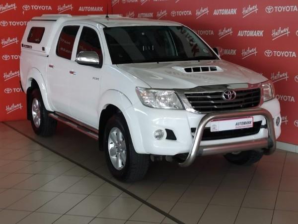2012 Toyota Hilux 3.0 D-4d Heritage 4x4 Pu Dc  Gauteng Sandton_0