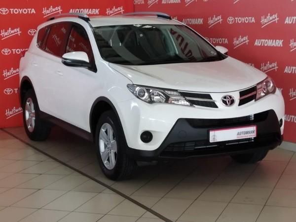 2014 Toyota Rav 4 2.0 GX Gauteng Sandton_0