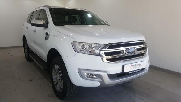 2019 Ford Everest 3.2 LTD 4X4 Auto Gauteng Roodepoort_0
