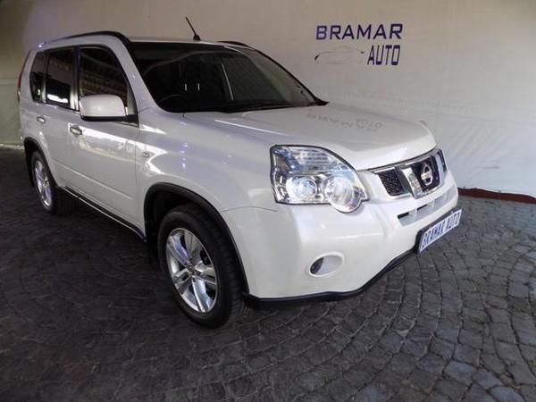 2013 Nissan X-Trail 2.0 Dci 4x2 Xe r82r88  Gauteng Boksburg_0