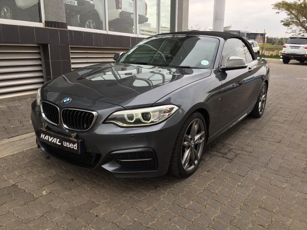 2015 BMW 2 Series M235 Convertible Auto F23 Gauteng Four Ways_0