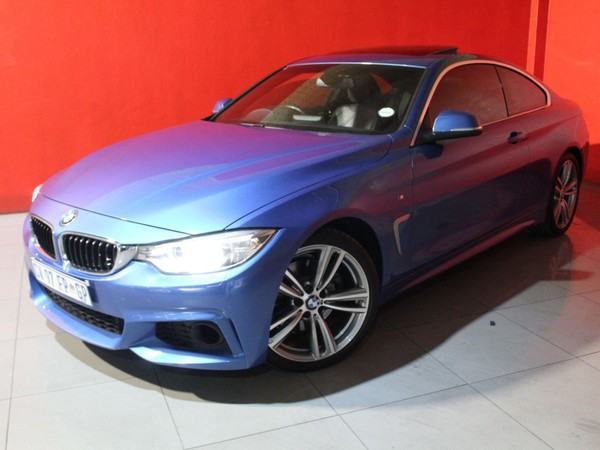 2013 BMW 4 Series 428i Coupe M Sport Gauteng Springs_0
