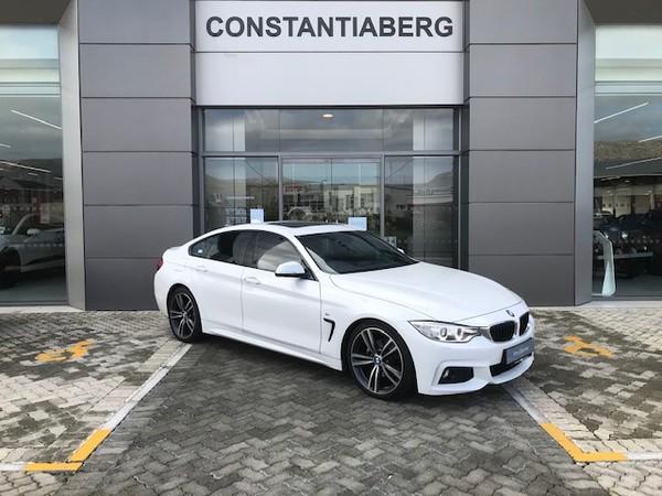2016 BMW 4 Series 420D Gran Coupe M Sport Auto Western Cape Tokai_0