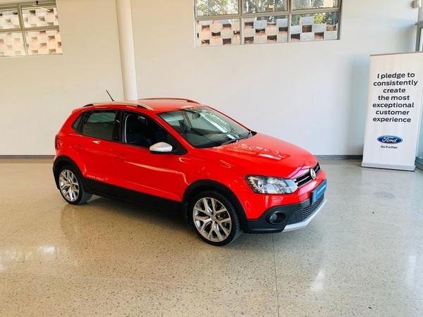 2015 Volkswagen Polo Cross 1.2 TSI Mpumalanga White River_0