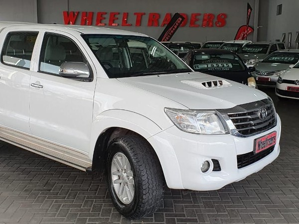 2014 Toyota Hilux 2.5d-4d Srx 4x4 Pu Dc  Western Cape Parow_0