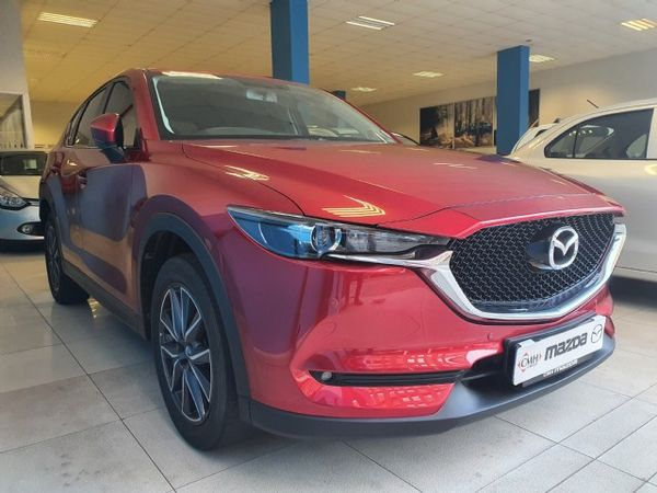 2017 Mazda CX-5 2.0 Dynamic Kwazulu Natal Durban_0