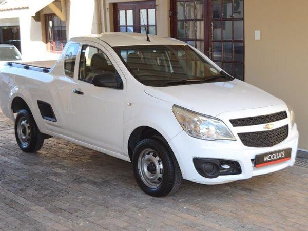 2017 Chevrolet Corsa Utility 1.4 Ac Pu Sc  Kwazulu Natal Durban_0