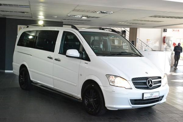 2014 Mercedes-Benz Vito 116 CDI Crewbus XL Gauteng Roodepoort_0