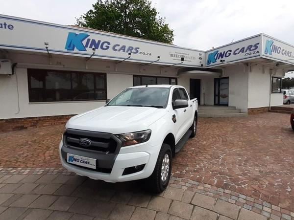 2016 Ford Ranger 2.2TDCi XLS 4X4 Auto Double Cab Bakkie Western Cape Bellville_0