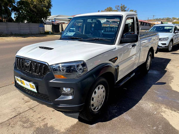 2018 Mahindra PIK UP 2.2 mHAWK S4 PU SC Gauteng Pretoria_0