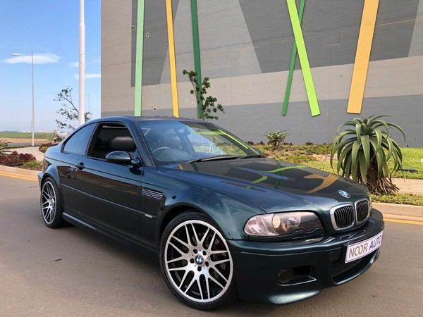 2003 BMW M3 e46  Kwazulu Natal Umhlanga Rocks_0