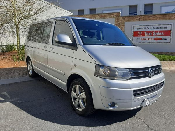 2013 Volkswagen Caravelle 2.0 Bitdi Dsg  Gauteng Midrand_0