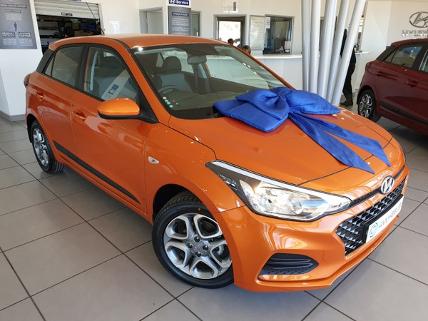 2020 Hyundai i20 1.2 Fluid North West Province Lichtenburg_0