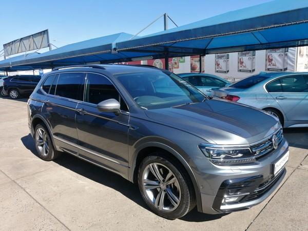 2019 Volkswagen Tiguan Allspace  2.0 TSI Comfortline 4MOT DSG 132KW Gauteng Vereeniging_0
