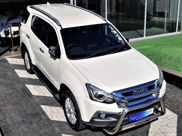 2019 Isuzu MU-X 3.0D Auto Gauteng Midrand_0