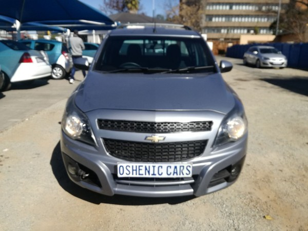 2014 Chevrolet Corsa Utility 1.4 Club Pu Sc  Gauteng Kempton Park_0