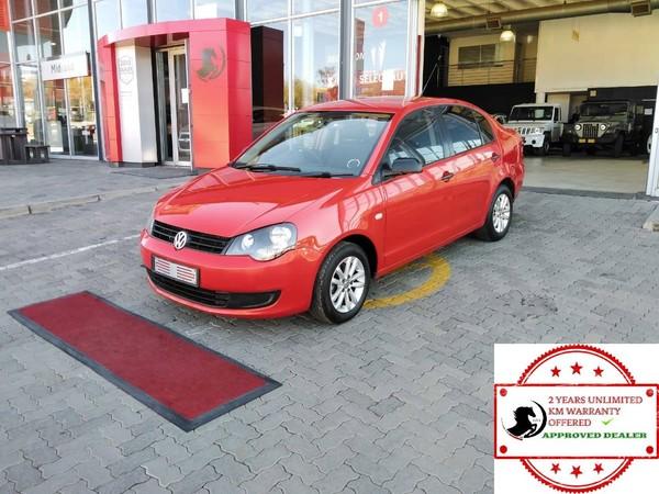 2012 Volkswagen Polo Vivo 1.6 Trendline Gauteng Midrand_0