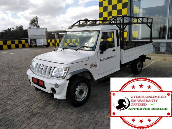 2015 Mahindra Bolero MAXI TRUCK 2.5 Di Single Cab Bakkie Gauteng Midrand_0