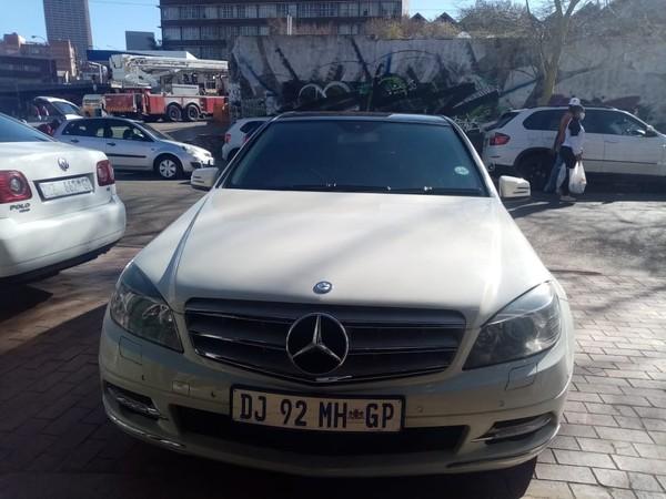 2013 Mercedes-Benz C-Class C200 Cgi Be Classic At  Gauteng Germiston_0
