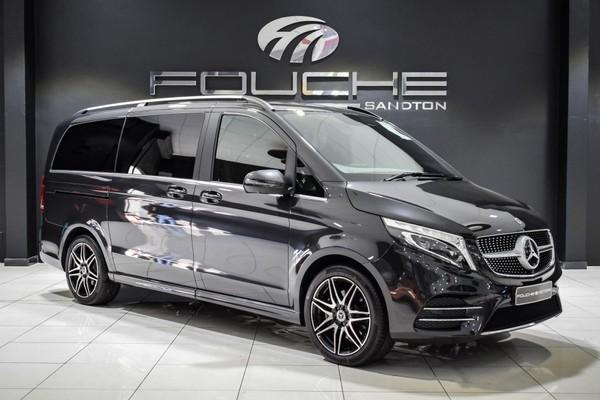 2020 Mercedes-Benz V-Class V250d  Avantgarde Auto Gauteng Vanderbijlpark_0