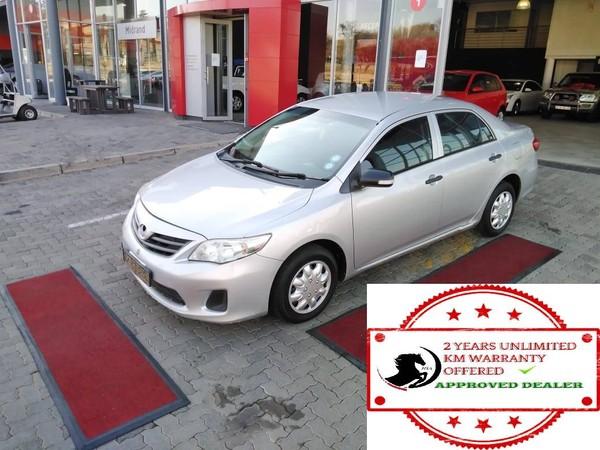 2012 Toyota Corolla 1.3 IMPAC Gauteng Midrand_0