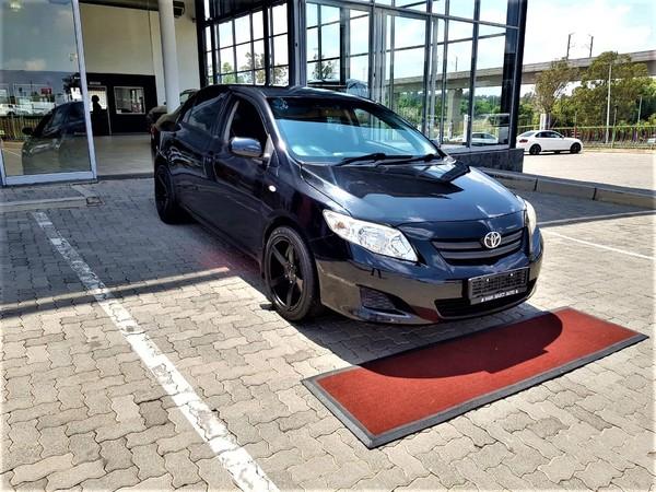 2010 Toyota Corolla 1.3 professional Gauteng Midrand_0