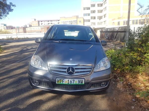 2012 Mercedes-Benz A-Class A 200 Elegance At  Gauteng Johannesburg_0