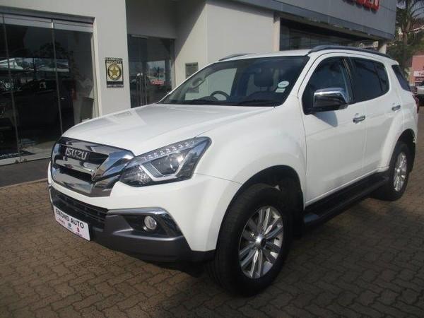 2019 Isuzu MU-X 3.0D Auto Kwazulu Natal Durban North_0
