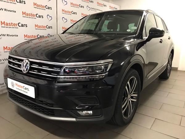2018 Volkswagen Tiguan 2.0 TDI Comfortline 4Mot DSG Gauteng Sandton_0