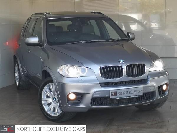 2010 BMW X5 X-DRIVE 3.0D M-SPORT AUTO Gauteng Randburg_0