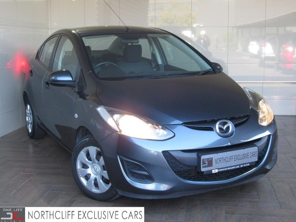 2011 Mazda 2 1.3i ACTIVE MANUAL Gauteng Randburg_0