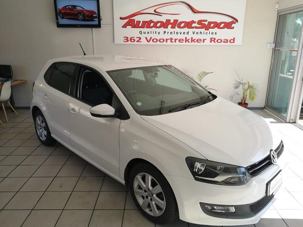 2013 Volkswagen Polo 1.6 Comfortline  Western Cape Parow_0