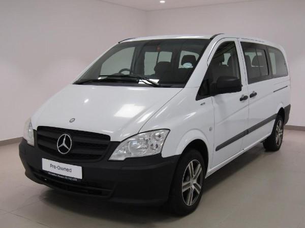 2013 Mercedes-Benz Vito 116 Cdi Crewbus  Western Cape Milnerton_0