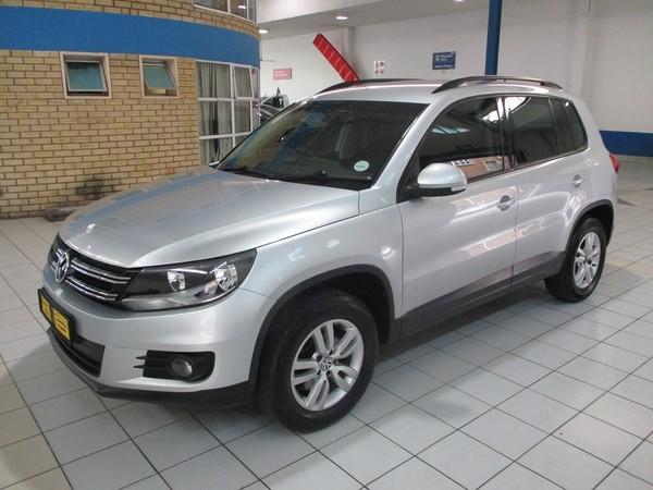 2014 Volkswagen Tiguan 1.4 Tsi Bmo Tren-fun 90kw  Kwazulu Natal Umhlanga Rocks_0