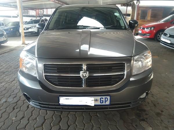 2012 Dodge Caliber 2.0 Cvt Sxt  Gauteng Jeppestown_0
