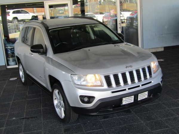 2012 Jeep Compass 2.0 Ltd  Limpopo Polokwane_0