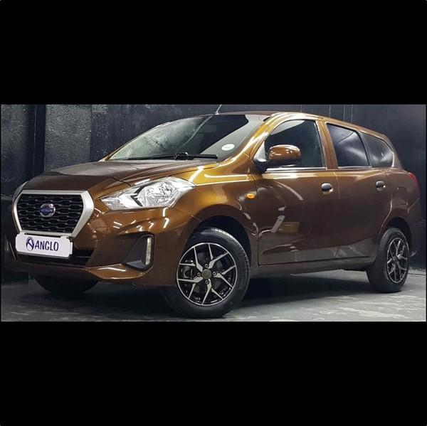2018 Datsun Go  1.2 LUX 7-Seater Gauteng Benoni_0