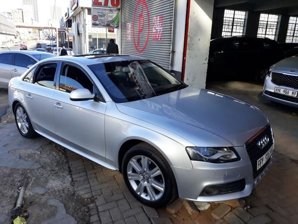 2012 Audi A4 1.8t Attraction b8  Gauteng Jeppestown_0