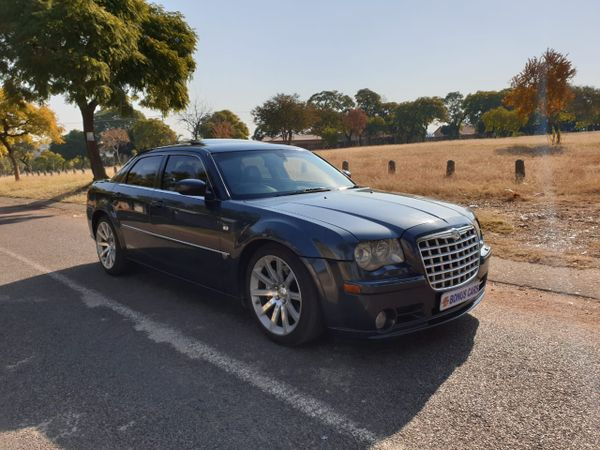 2007 Chrysler 300C Srt8  Gauteng Pretoria West_0