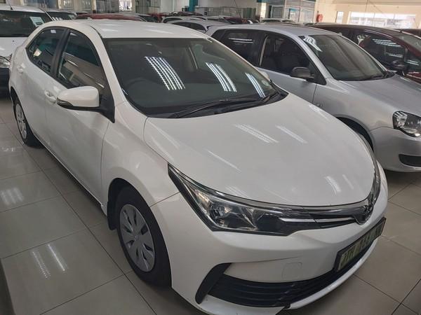 2017 Toyota Corolla 1.3 Esteem Gauteng Pretoria_0